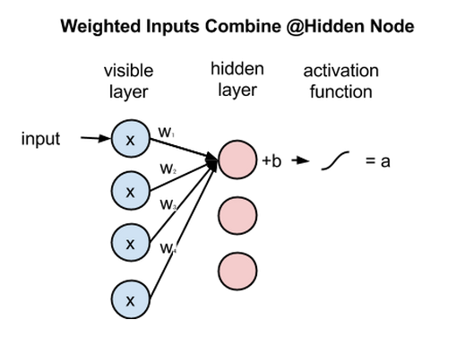 weighted input RBM
